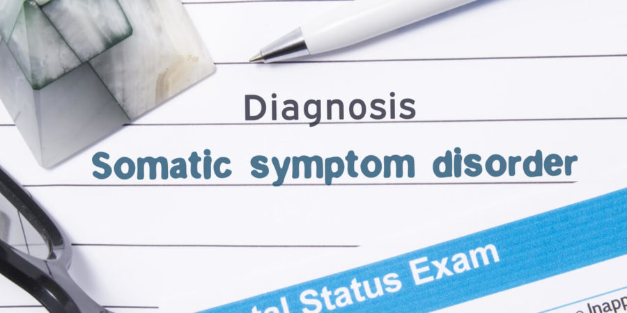 somatic symptom disorder treatment
